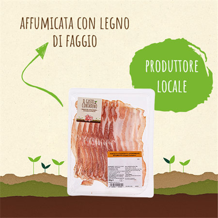 <STRONG>PANCETTA</STRONG><BR>STAGIONATA